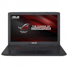 Notebook Asus ROG GL552VX, 15.6inch, intel Core i7-6700HQ, 16 GB DDR4, 1 TB HDD, video dedicat, Free DOS - Laptop Asus
