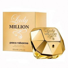 Paco Rabanne Lady Million Eau De Parfum 80ml - Parfum femeie