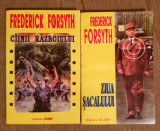 CAINII RAZBOIULUI/ZIUA SACALULUI-FREDERICK FORSYTH (2 VOL)
