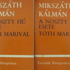 A Noszty fiu esete Toth Marival (2 vol.) - Mikszath Kalman