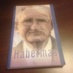 HABERMAS, O SCURTA INTRODUCERE- J. G. FINLAYSON - Carte Filosofie