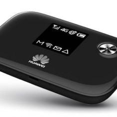 Router Wifi Air Net 4G LTE Huawei E5776 Portabil Hotspot compatibil orice retea - Modem 3G
