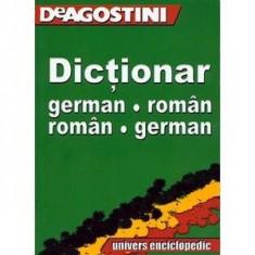 Dictionar german roman, roman german Altele