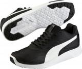 44_adidasi originali sport pentru barbati Puma_talpa spuma_ff usori_negru_cutie, 44, Negru, Textil, Puma