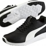 44_adidasi originali sport pentru barbati Puma_talpa spuma_ff usori_negru_cutie - Adidasi barbati Puma, Textil