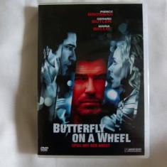 Butterfly on a wheel - dvd - Film actiune Altele, Altele