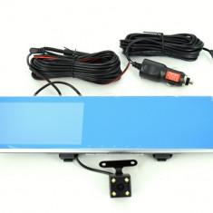 Oglinda monitor camera dubla cu touch screen T88 5