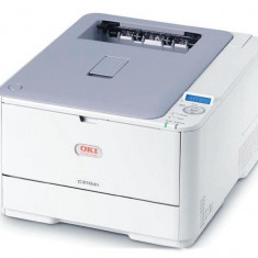 Imprimante second hand laserjet color OKI C310dn - Imprimanta laser color
