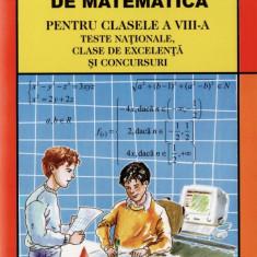 PROBLEME DE MATEMATICA PENTRU CLASELE A VIII A de POPA DIMITRU - Manual scolar all, Clasa 10, All