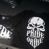 Tricou PrideOrDie - Negru