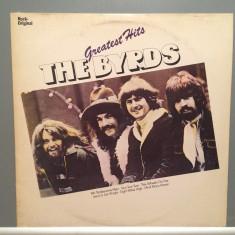 THE BYRDS - GREATEST HITS (1976/CBS REC/HOLLAND) - Vinil/Vinyl/Impecabil(NM) - Muzica Rock Columbia