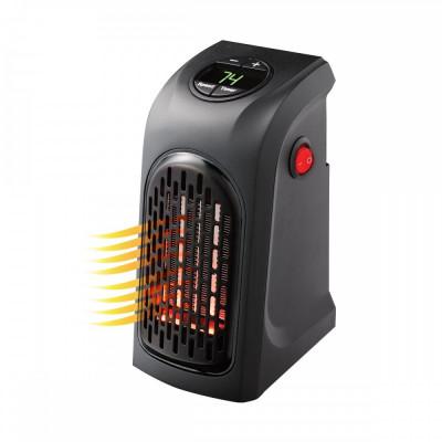 Mini aeroterma cu termostat Handy Heater foto