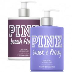 2 x Crema VICTORIA'S SECRET - Lotiune PINK - Creme Dama, Femei - 100% AUTENTIC - Crema de corp