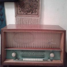 Radio SCHAUB WS 41-si GERUFON Ultra-Stereo 62 W-TERTA 325 ! - Aparat radio