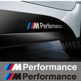 Stickere BMW M Performance negru,