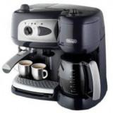 Espressor DeLonghi combi (filtru+espresso) BCO 260.CD.1, 1750W, 1.2 l, 15 bari, negru