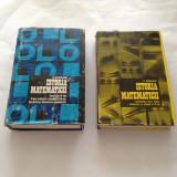 ISTORIA MATEMATICII -DOUA VOLUME - N. MIHAILEANU, RF10/4 - Carte Matematica