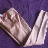 Pantaloni leggings dama PIECES, mas. M/L, noi, cu eticheta - Pantaloni dama, Culoare: Din imagine, Lungi, Bumbac