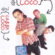 Caseta audio: Cassa Loco - Sorel ( 2000 - originala, in stare f. buna ) - Muzica Hip Hop, Casete audio
