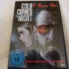 Cold comes the night - dvd - Film actiune Altele, Engleza