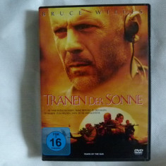 Tranen der sonne - dvd - Film actiune Altele, Engleza