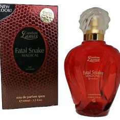 Parfum Creation Lamis Fatal Snacke Magical  100ml edp