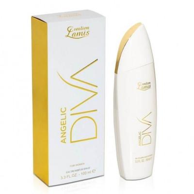 Parfum Creation Lamis Angelic Diva 100ml edp foto