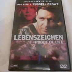 Proof of life - dvd - Film drama Altele, Engleza