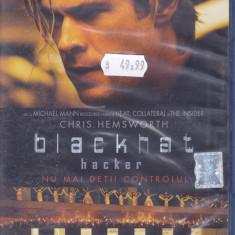 Film Blu Ray: Blackhat Hacker ( sigilat, subtitrare in lb. romana )