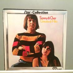 SONNY & CHER - GREATEST HITS (1972/WARNER REC/RFG) - Vinil/Impecabil(NM-)