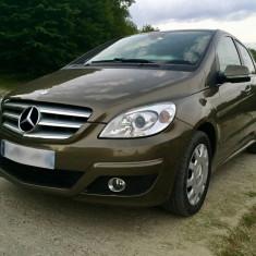 Mercedes Benz B 180 CDI, Asistenta la parcare, Navigatie, Bluetooth, An Fabricatie: 2009, Motorina/Diesel, 175630 km, 1991 cmc, Clasa B