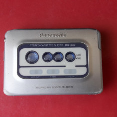 WALKMAN PANASONIC RQ -SX32 .