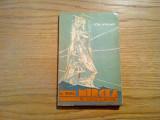 CU BRICUL MIRCEA in Jurul Europei - Ion Arama - Editura Militara, 1970, 139 p., Alta editura