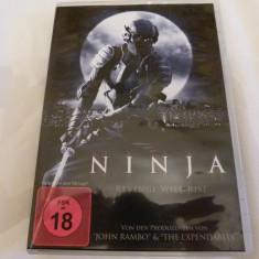 Ninja - dvd - Film actiune Altele, Altele