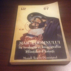 TEOCLIT DIONISIATUL, MAICA DOMNULUI IN TEOLOGIA SI IMNOGRAFIA SFINTILOR PARINTI - Carti ortodoxe