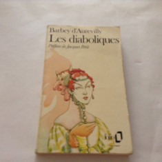 LES DIABOLIQUES BARBEY D'AUREVILLY,RF10/4