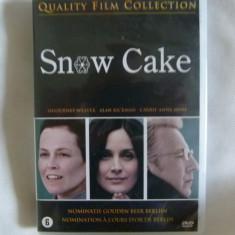 Snow Cake - dvd - Film drama Altele, Franceza