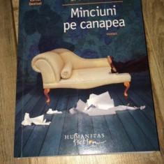 Minciuni pe canapea, de Irvin Yalom