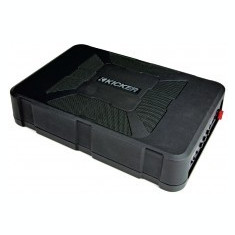 Boxe auto Kicker HS8 Hideaway - Subwoofer activ compact plug&play, 8'', 150W - Boxa auto
