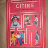 Citire manual pentru clasa a 3-a 159pag/an1993 - Carte educativa