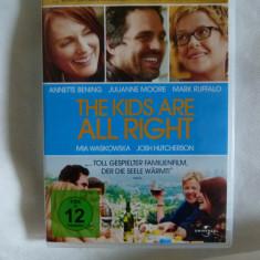 The kids are all right - dvd - Film drama Altele, Engleza