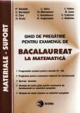 GHID DE PREGATIRE PENTRU EXAMENUL DE BACALAUREAT LA MATEMATICA de P. NEGHILA