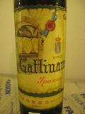 N. 49 - vin gattinara, spanna, cantine borgo, recoltare 1957, cl 70 gr 13, Sec, Rosu, Europa