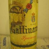 N. 49 - vin gattinara, spanna, cantine borgo, recoltare 1957, cl 70 gr 13 - Vinde Colectie, Aroma: Sec, Sortiment: Rosu, Zona: Europa