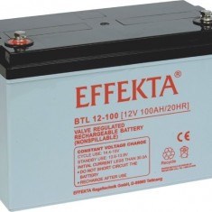 Acumulator 12V 100Ah - Baterie auto