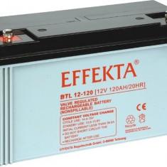 Acumulator 12V 120Ah - Baterie Moto