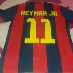 Tricou FCB Neymar Jr, copii 12/13 ani - Echipament fotbal, Marime: S, Tricou fotbal