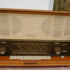 Radio vintage cu lampi Graetz Fantasia 1120 Stereo - Aparat radio, Analog, 0-40 W