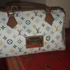 Geanta Louis Vuitton - Geanta Dama Louis Vuitton, Culoare: Alb, Marime: One size
