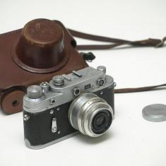 Zorki 2C - Stare frumoasa - Aparate Foto cu Film